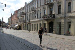 Akibrokštas Kauno senamiestyje: teismas įteisino verslininko savivalę?