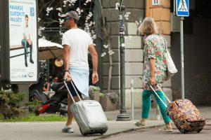 Perpildyti viešbučiai – ir pinigai, ir galvos skausmas