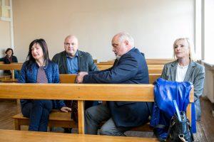 Skandalingoji Šilainių poliklinikos byla vėl liko neatversta