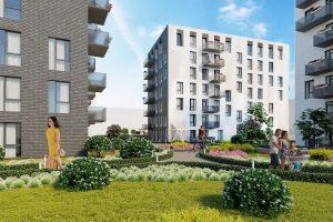 Kaip nusipirkti butą miesto centre be pradinio įnašo?