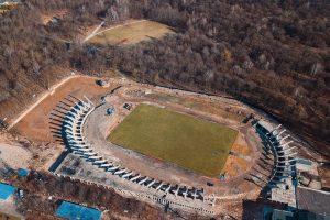 Kol Vilnius ginčijasi, Kaune kyla stadionas: gal jį jau verta vadinti nacionaliniu?