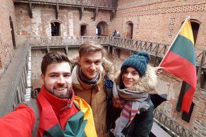 Vienas nueitas kilometras – vieneriems atkurtos nepriklausomos Lietuvos metams