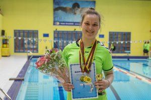 19-metė šuolininkė į vandenį: patekti į Europos čempionato finalą – įmanoma