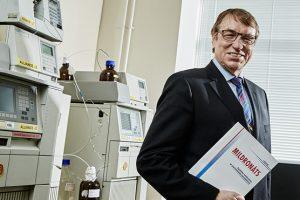 Latvijos medicinos premija – su dopingu skandalais siejamo preparato išradėjui