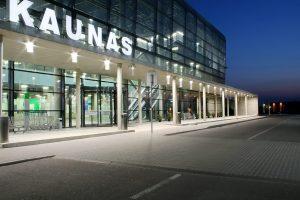 Kauno oro uostas pateko į Lietuvos rekordų knygą