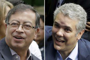 Kolumbijoje prasidėjo prezidento rinkimai