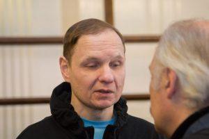 Iki gyvos galvos kalėti nuteistas K. Michailovas skundžiasi Strasbūrui