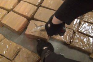 Slidinininku apsimetęs narkotikų gabentojas pareigūnų neįtikino (rasta 133 kg hašišo)