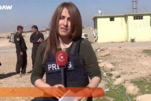 Mosule žuvo Irako kurdų televizijos reporterė