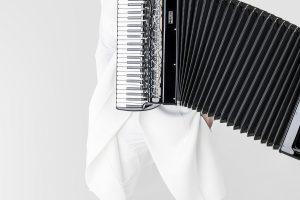 M. Levickis: šiuo instrumentu kalba mano siela