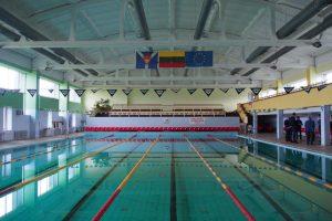 Atnaujintas Mastaičių baseinas vėl laukia lankytojų