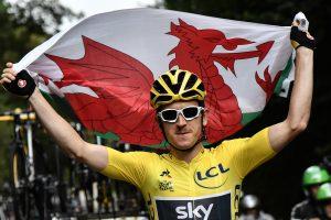 """Tour de France"" lenktynėse – brito triumfas"
