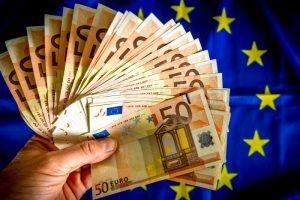 ES paramos plovėjai – kaip žuvys vandenyje