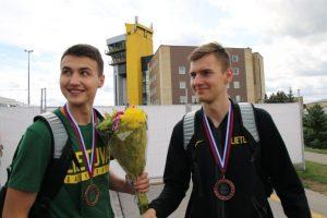 Bronzinius vaikinus įkvėpė Lietuvos rinktinės vyrų žinutė