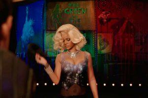 Rihanna apie naująjį amplua veiksmo filme: jaučiuosi palaiminta