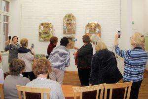 Senjorams – renginiai Kauno miesto bibliotekoje