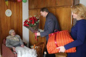 Iš bajorų giminės kilusios šimtametės ilgaamžiškumo receptas – gyventi be piktumų