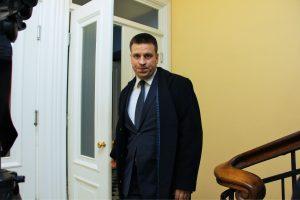 Estijos Centro partija parduoda savo būstinę