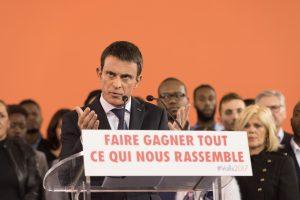 Dėl siekio tapti prezidentu M. Vallsas palieka premjero postą