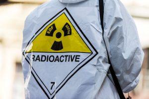 Virš Europos užfiksuotas radioaktyvumo padidėjimas