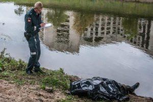 Kauno rajone Nemunas atidavė skenduolį