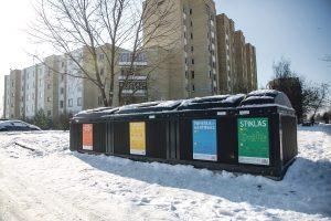 Tinkamas atliekų tvarkymas– kiekvieno mūsų pareiga