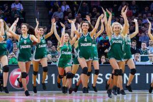 """""""Žalgirio"""" šokėjos vyksta į Izraelį: tapo oficialiomis """"Eurobasket 2017"""" šokėjomis"""