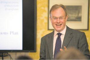 Britų vyriausybės atstovas: Baltijos šalys atskiria tiesą nuo propagandos