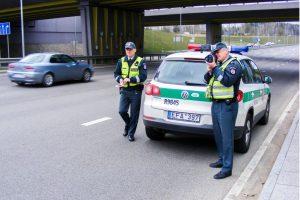 Per savaitę Lietuvos keliuose žuvo 4 žmonės