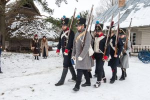 Rumšiškes šturmavo prancūzų armija