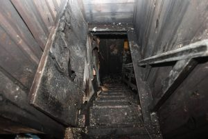 Kaišiadorių rajone kilus gaisrui žuvo moteris