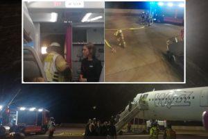 Panika dėl iš Vilniaus skridusio lėktuvo: skrydžio metu pasirodė dūmai?