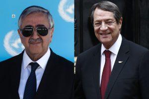 Kipro lyderiai rengiasi deryboms dėl salos suvienijimo