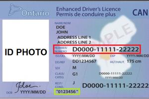 Už suklastotą vairuotojo pažymėjimą lenkui gresia ketveri metai nelaisvės