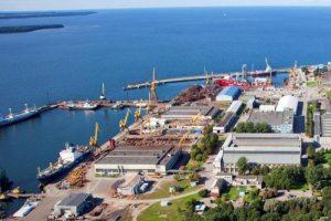 Teismas: Vakarų Baltijos laivų statykla neprivalo sumokėti beveik 9 mln. litų