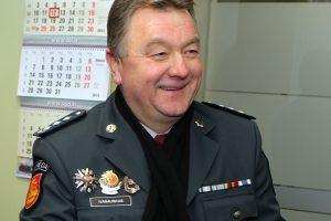 Vasario 16-osios vėliavą Klaipėdoje iškels buvęs policijos vadas B. Ivanauskas
