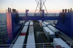 Jūrų keltų verslui gresia didelis smūgis