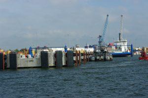 Kopenhagos-Malmės uosto vadovai lankėsi Klaipėdos uoste