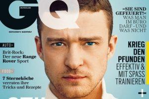J. Timberlake'ą GQ išrinko stilingiausiu metų vyru