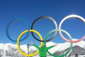 Slidininkas V. Strolia 30 km olimpiados skiatlono rungtyje finišavo priešpaskutinis