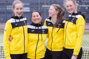 Jaunosios Lietuvos tenisininkės patirtį kaups Egipte