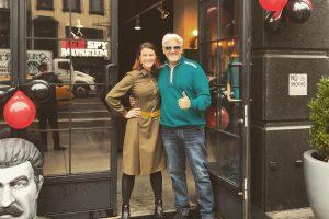 Niujorko širdyje – KGB šnipų muziejus