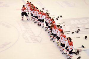 Lietuvos jaunių ledo ritulio rinktinė pergale pradėjo pasaulio čempionatą