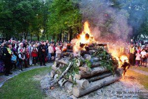 Lyguo latviams – šventė ne iš pareigos