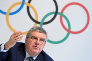 """Rusija sveikina """"objektyvų"""" sprendimą dėl jos sportininkų dalyvavimo olimpiadoje"""