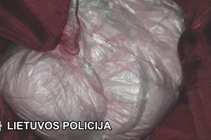 Kokaino kontrabandą ketinta gabenti į Jungtinę Karalystę ir Latviją
