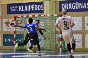 Viltis patekti į Baltijos rankinio lygos pusfinalį dar neprarasta