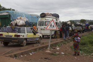 Avarijoje Gvinėjoje žuvo mažiausiai 15 žmonių