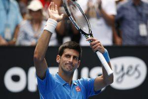 N. Džokovičius pateko į teniso turnyro Monake ketvirtfinalį