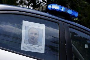 Pareigūnai į narkotikų barono kamerą įžengė praėjus 18 minučių po jo pabėgimo